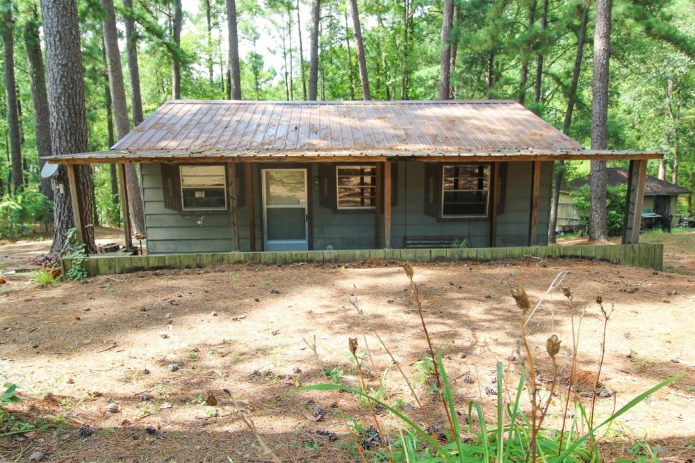 Toledo Bend Waterfront Cottage